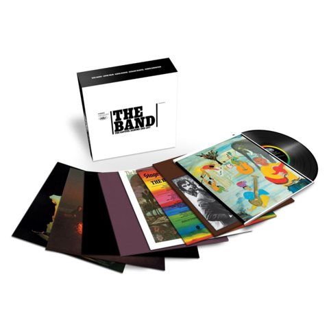 The Band ‎/ The Capitol Albums 1968-1977 (9LP)