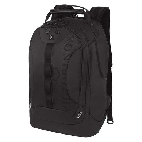 Городской рюкзак Victorinox VX Sport Trooper с отделением для ноутбука 16'', цвет черный, 48х34x27 см., 28 л. (31105301)