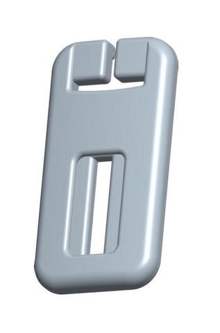 Доборный груз 1,5 кг для разгрузочной системы ЕМП Комфорт