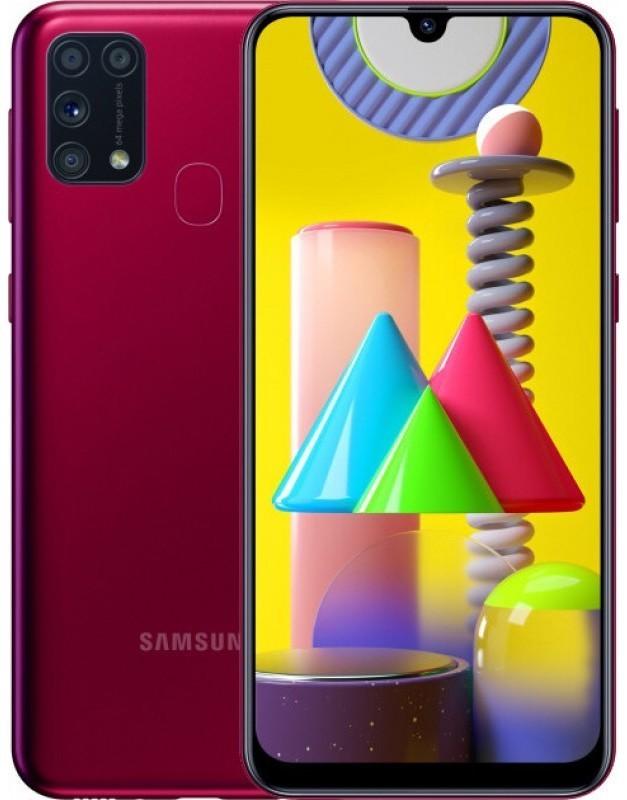 Samsung Galaxy M31 6/128GB Красный red1.jpg