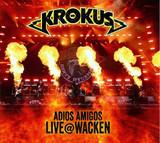 Krokus / Adios Amigos Live @ Wacken (CD+DVD)