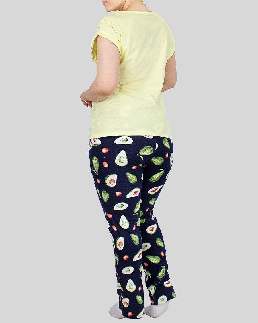Комплект женский футболка с брюками