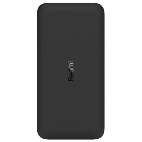 Аккумулятор Xiaomi Redmi Powerbank 10000 Black (Черный)