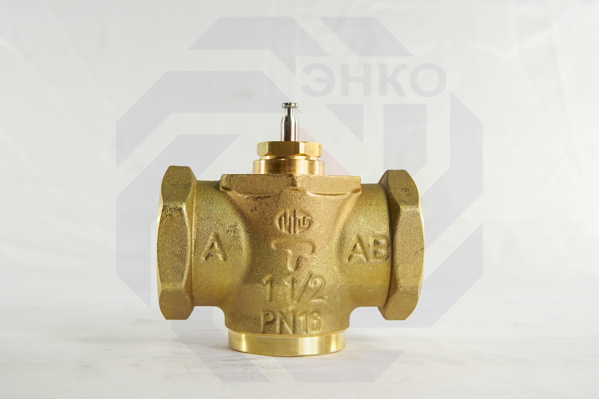 Клапан регулирующий двухходовой MUT MK DN 40