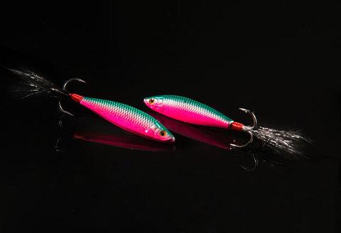 Бокоплав ручной работы Fire Fish цвет 009