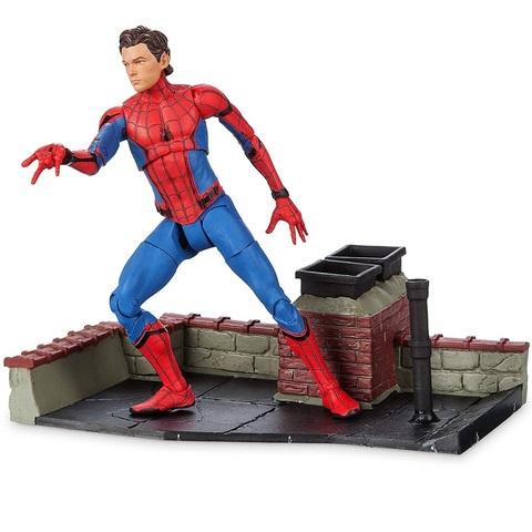 Человек паук Возвращение домой 18 см