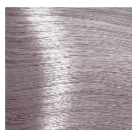 Крем краска для волос с гиалуроновой кислотой Kapous, 100 мл - HY 9.018  Очень светлый блондин прозрачный лакричный