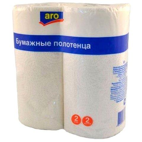 Полотенце бумажные ARO