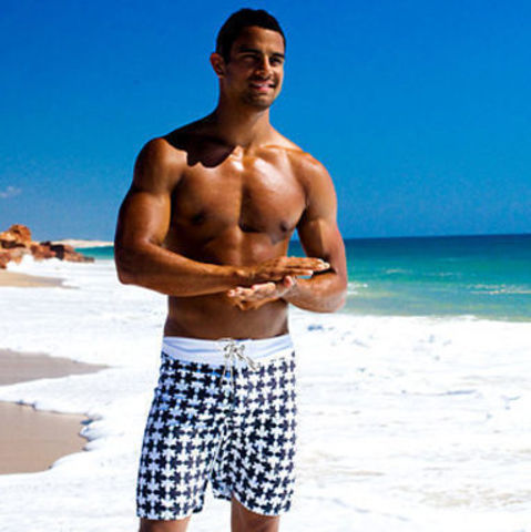 Мужские плавательные шорты Aussiebum Surf Shorts Detour