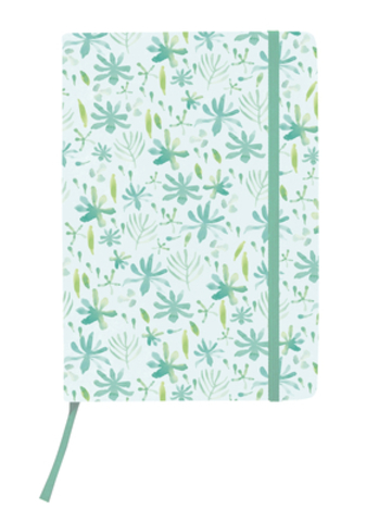 Блокнот  14,3 х21см Kaiser Style A5 Journal - Succulents