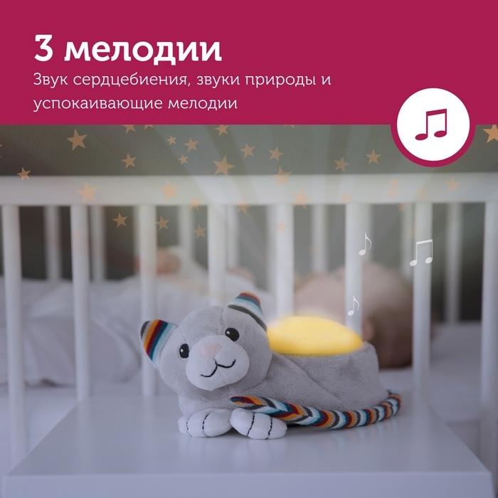 Проектор звёздного неба Котёнок Кики