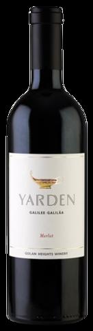 Golan Heights Winery Yarden Merlot