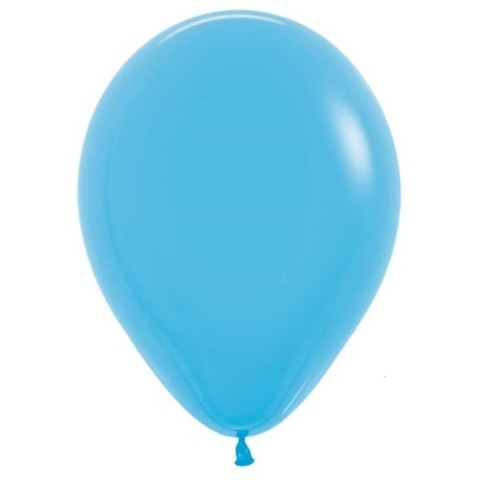 Шар Голубой, 30 см