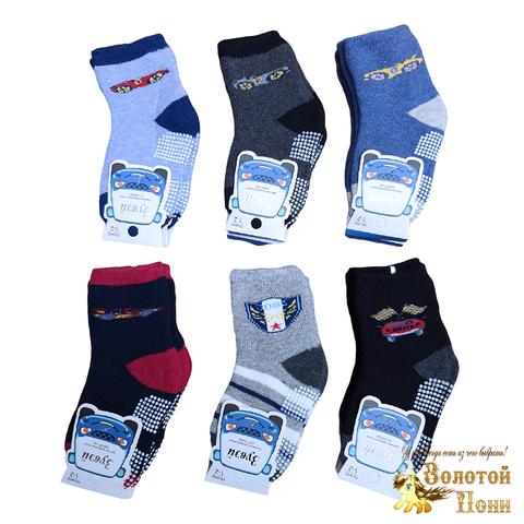 Носки махровые детские (1-6) 201107-Р8045