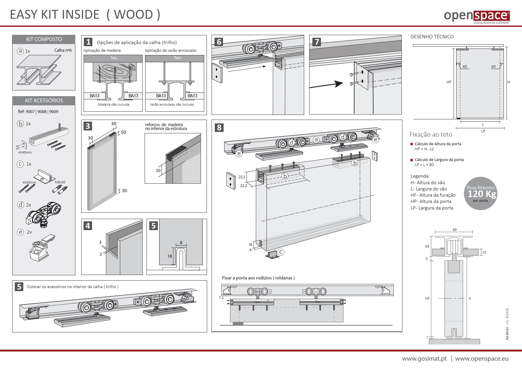 INSIDE WOOD инструкция