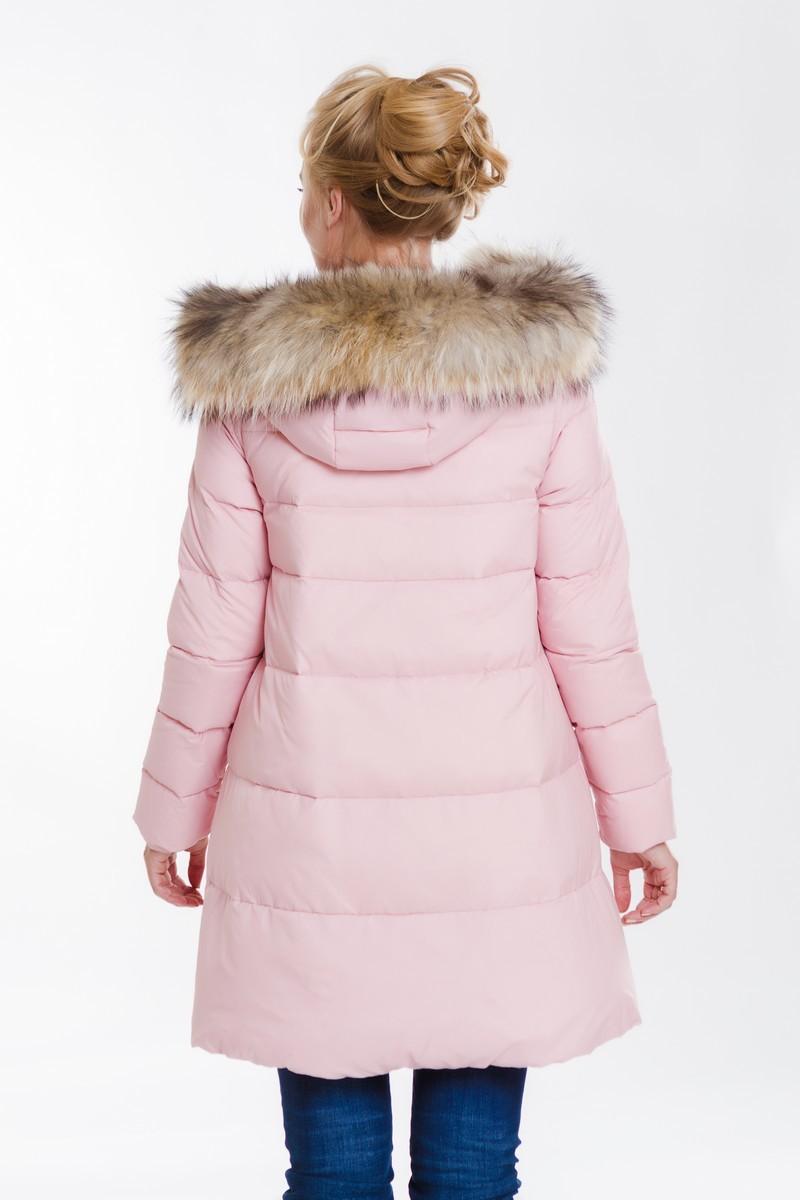 Куртка для беременных 07997 розовый
