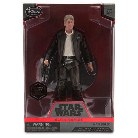 Звездные войны Die Cast фигурка Хан Соло — Star Wars Han Solo