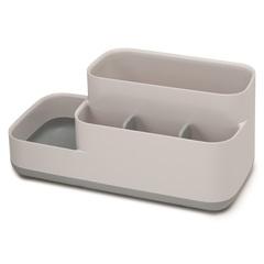 Органайзер для ванной комнаты EasyStore™ серый Joseph Joseph