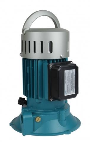 Насос вертикальный LEO БЦ-1-Н с вентилятором