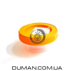 Контейнер для хранения табака Оранжевый | 60 мл