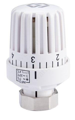 Термостатическая головка с жидкостным датчиком