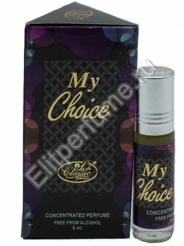 Lady Classic 6 мл My Choice масляные духи из Арабских Эмиратов