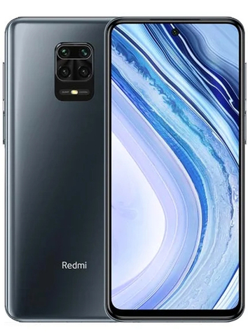 Смартфон Xiaomi Redmi Note 9S 4/64GB (серый) Global Version