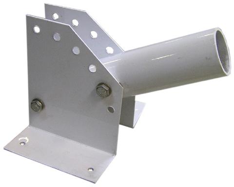 Кронштейн КР-3 для уличного светильника с переменным углом TDM