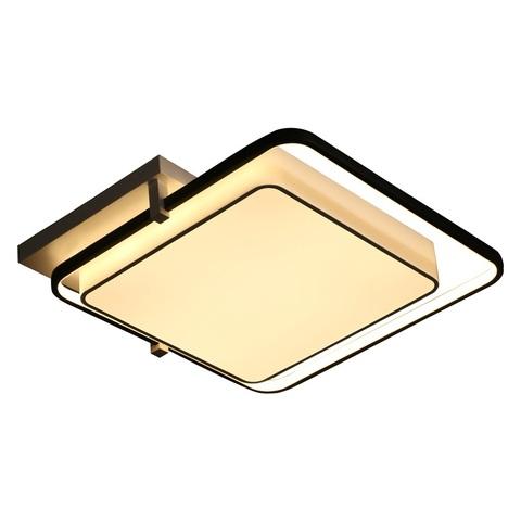 Потолочный светильник Escada 10242/2 LED*95W Black/White