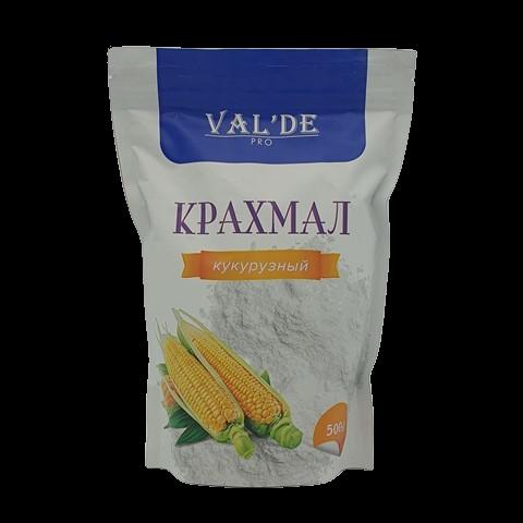 Крахмал кукурузный VALDE, 500 гр