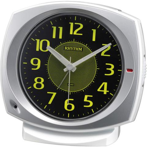 Часы-будильник Rhythm 8RE657WR19