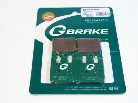 Тормозные колодки G-brake 05045 Kawasaki ZX 6 R ZX-10R ZX-12R VN 1600 Suzuki