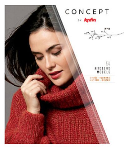 Журнал CONCEPT #8 Katia