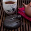 Чайная фигурка «Чёрный буйвол»