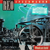 REO Speedwagon / Wheels Are Turnin' (LP)