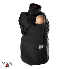 Флисовая слинговставка-накидка MaM Snuggle, Черный