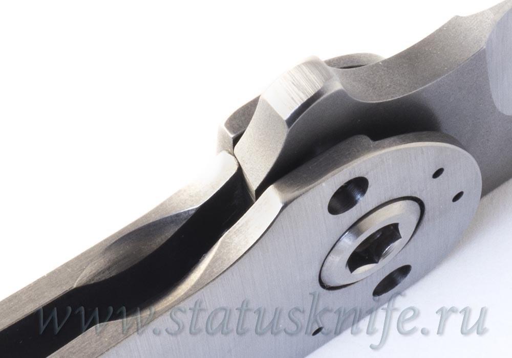 Нож Tailwhip 2 Bowie CPM-S110V DireWare Custom - фотография
