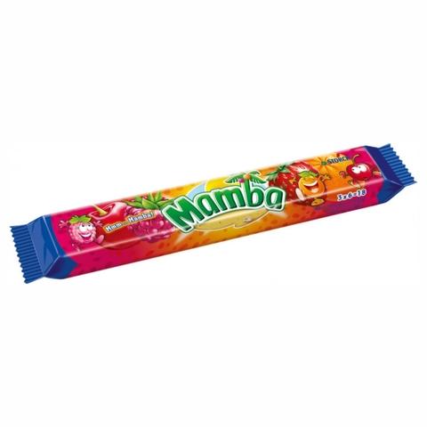 Конфеты жев MAMBA Коса 79,5 г ГЕРМАНИЯ