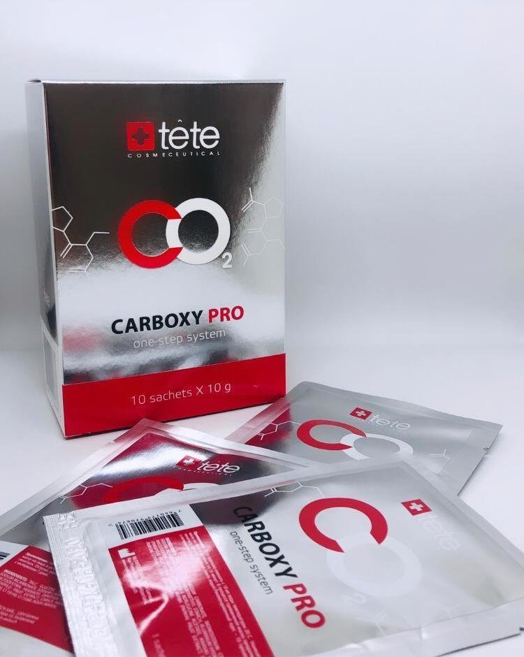 Одношаговая карбокситерапия Carboxy PRO ( 10 шт)