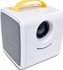Детский проектор кубик Q2 Kids Story желтый