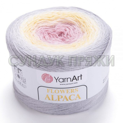 Flowers Alpaca Yarnart 404