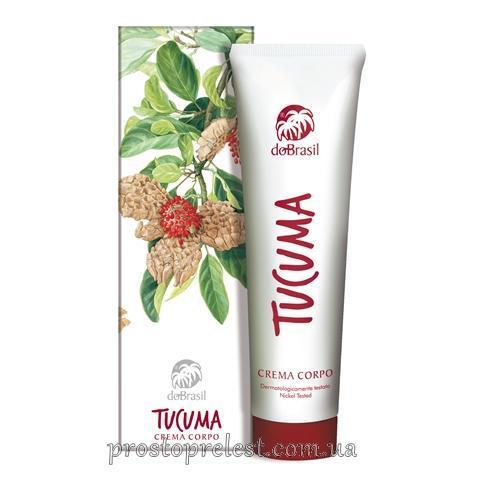 Dobrasil tucuma crema corpo - Парфюмированный крем для тела ультра-увлажняющий