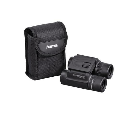 Бинокль Hama 8x22 Premium Edition, черный - фото 2