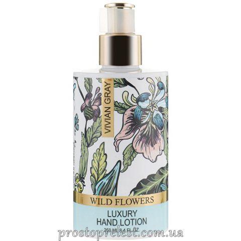 Vivian Gray Wild Flowers Luxury Hand Lotion - Лосьйон для рук