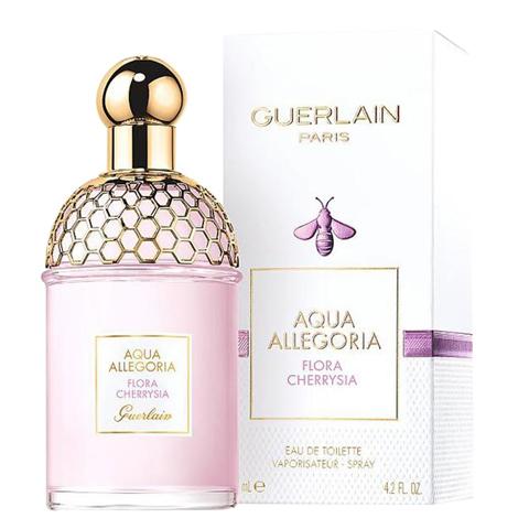 Guerlain: Aqua Allegoria Flora Cherrysia женская туалетная вода edt, 75мл
