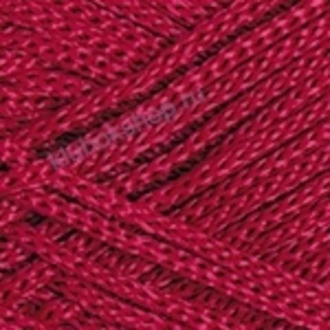 Пряжа YarnArt Macrame цвет 143 вишня.