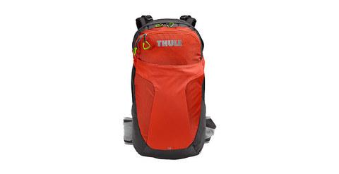 Картинка рюкзак туристический Thule Capstone 22 Тёмно-Серый/Оранжевый - 3