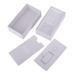 Empty Packaging Box for Apple iPhone XS Black EURO MOQ:50