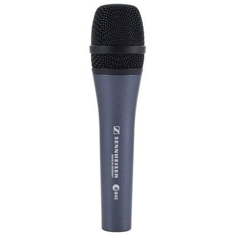 Sennheiser E 845 динамический суперкардиоидный микрофон