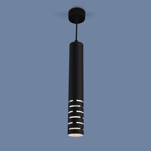 Подвесной светильник DLN003 MR16 черный матовый